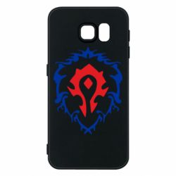 Чехол для Samsung S6 Alliance and horde two in one