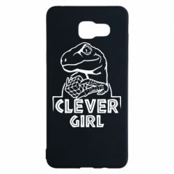 Чохол для Samsung A5 2016 Allosaurus clever girl