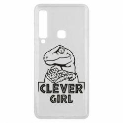 Чохол для Samsung A9 2018 Allosaurus clever girl