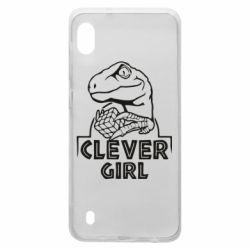 Чохол для Samsung A10 Allosaurus clever girl