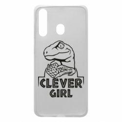 Чохол для Samsung A60 Allosaurus clever girl