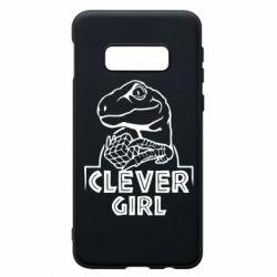 Чохол для Samsung S10e Allosaurus clever girl