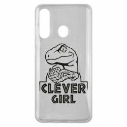 Чохол для Samsung M40 Allosaurus clever girl