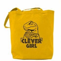 Сумка Allosaurus clever girl