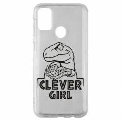 Чохол для Samsung M30s Allosaurus clever girl