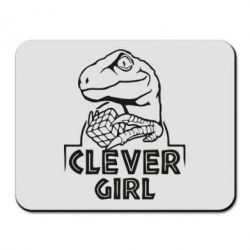 Килимок для миші Allosaurus clever girl