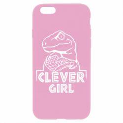 Чохол для iPhone 6/6S Allosaurus clever girl