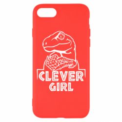 Чохол для iPhone 7 Allosaurus clever girl
