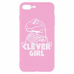 Чохол для iPhone 7 Plus Allosaurus clever girl