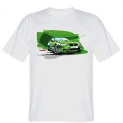 Мужская футболка Alpina Art - FatLine