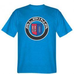 Мужская футболка Alpina - FatLine