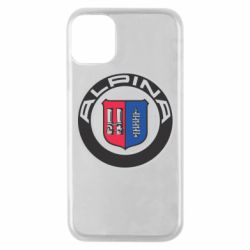 Чохол для iPhone 11 Pro Alpina
