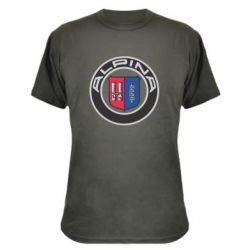 Камуфляжная футболка Alpina - FatLine