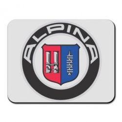 Коврик для мыши Alpina - FatLine