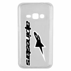 Чохол для Samsung J1 2016 Alpinestar Logo