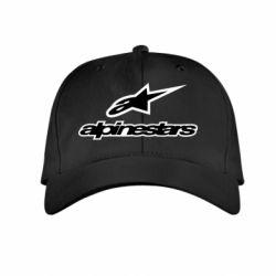 Детская кепка Alpinestar Logo