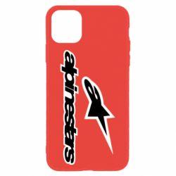 Чохол для iPhone 11 Alpinestar Logo