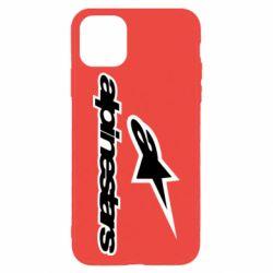 Чохол для iPhone 11 Pro Max Alpinestar Logo