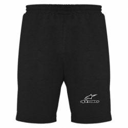 Мужские шорты Alpinestar Logo - FatLine