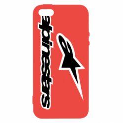 Чохол для iphone 5/5S/SE Alpinestar Logo