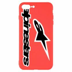 Чохол для iPhone 8 Plus Alpinestar Logo