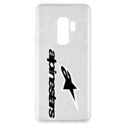 Чохол для Samsung S9+ Alpinestar Logo