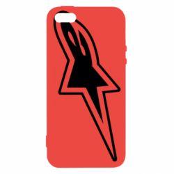 Чохол для iphone 5/5S/SE Alpinestars