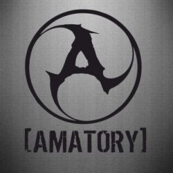 Наклейка Amatory - FatLine