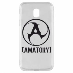 Чехол для Samsung J3 2017 Amatory - FatLine