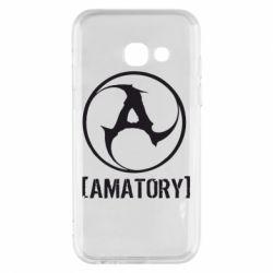 Чехол для Samsung A3 2017 Amatory - FatLine