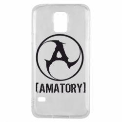 Чехол для Samsung S5 Amatory - FatLine