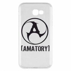Чехол для Samsung A7 2017 Amatory - FatLine