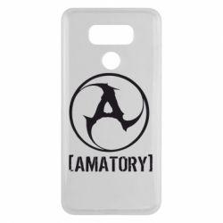 Чехол для LG G6 Amatory - FatLine
