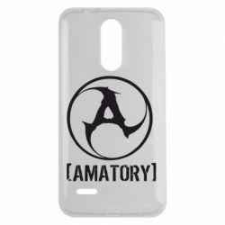 Чехол для LG K7 2017 Amatory - FatLine