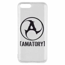 Чехол для Xiaomi Mi6 Amatory - FatLine