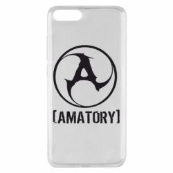 Чехол для Xiaomi Mi Note 3 Amatory - FatLine