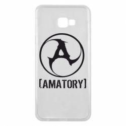 Чехол для Samsung J4 Plus 2018 Amatory - FatLine
