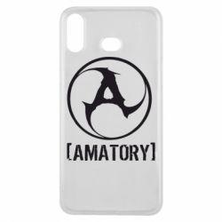 Чехол для Samsung A6s Amatory - FatLine