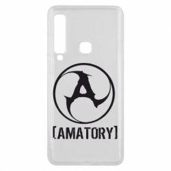 Чехол для Samsung A9 2018 Amatory - FatLine
