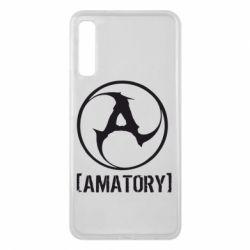 Чехол для Samsung A7 2018 Amatory - FatLine