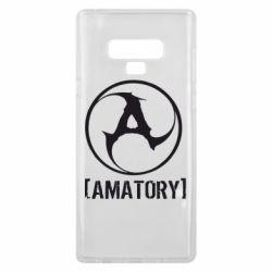 Чехол для Samsung Note 9 Amatory - FatLine