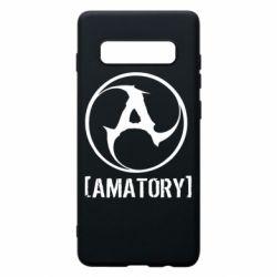 Чохол для Samsung S10+ Amatory