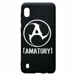 Чохол для Samsung A10 Amatory