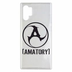 Чохол для Samsung Note 10 Plus Amatory