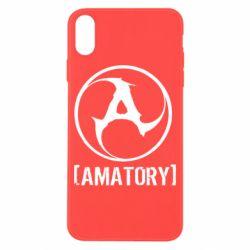 Чехол для iPhone X Amatory - FatLine