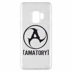 Чехол для Samsung S9 Amatory - FatLine