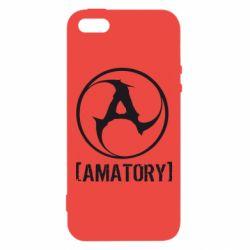 Чехол для iPhone5/5S/SE Amatory - FatLine