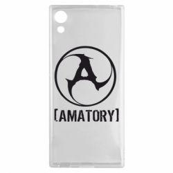 Чехол для Sony Xperia XA1 Amatory - FatLine