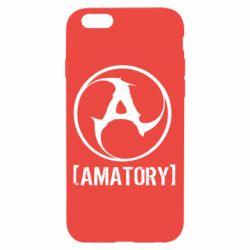 Чехол для iPhone 6/6S Amatory - FatLine