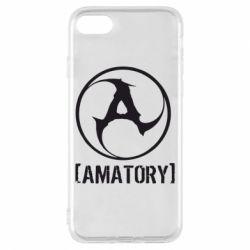 Чехол для iPhone 7 Amatory - FatLine